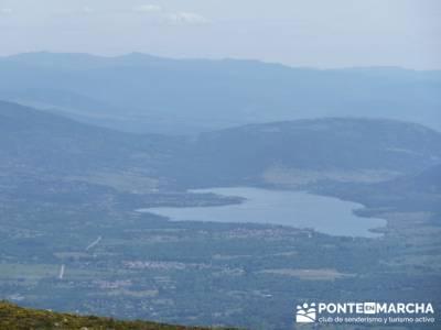 Ruta senderismo Peñalara - Parque Natural de Peñalara - Embalse de Pinilla; grupos senderismo madr